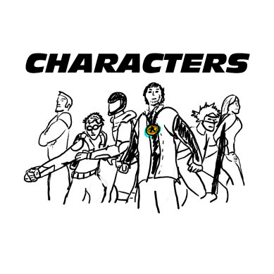 characters page